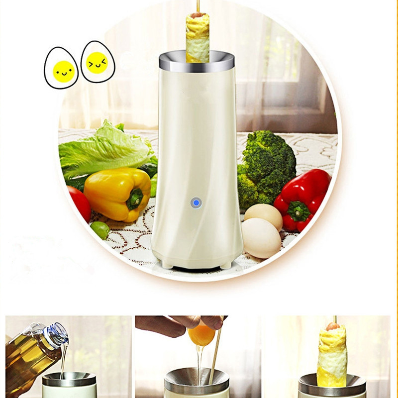 Egg Roll Cup Omelet Machine Roaster