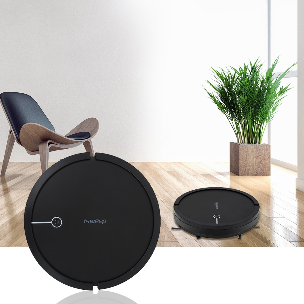 Isweep Self-charging Robot Vacuum Cleaner