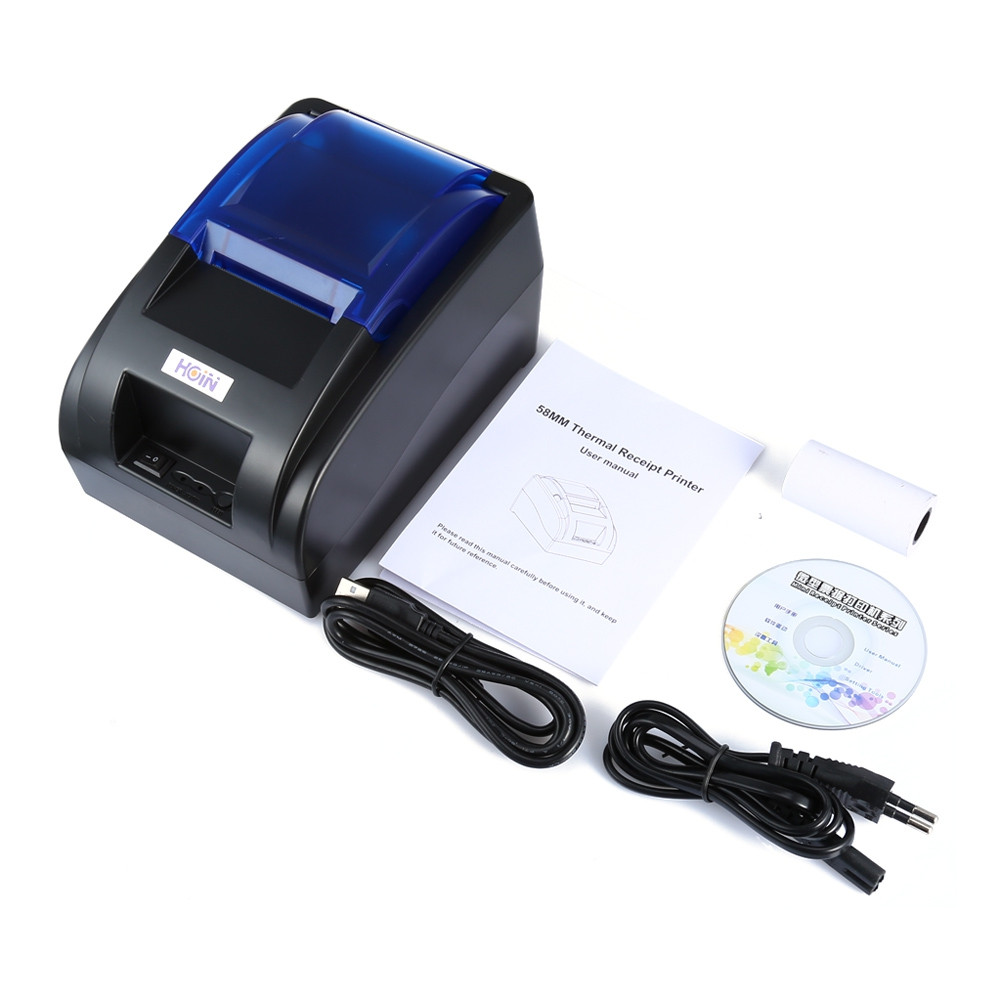 HOIN HOP - H58 Thermal Printer Receipt Machine