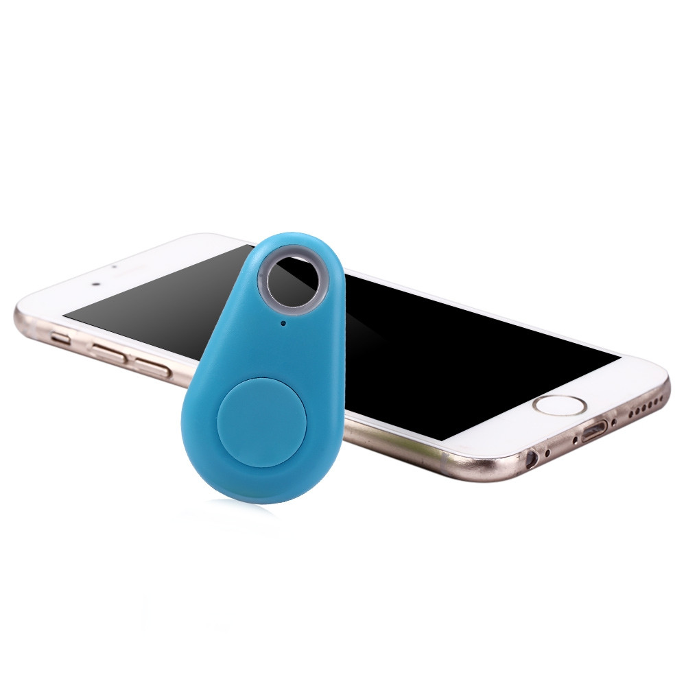 Portable Anti-lost Bluetooth 4.0 Tracer GPS Locator Tag Alarm Wallet Key Pet Finder