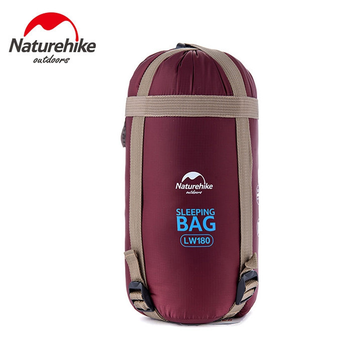 NatureHike 320D Nylon Keep Warm Sleeping Bag Sack for Outdoor Camping - 190 x 75cm