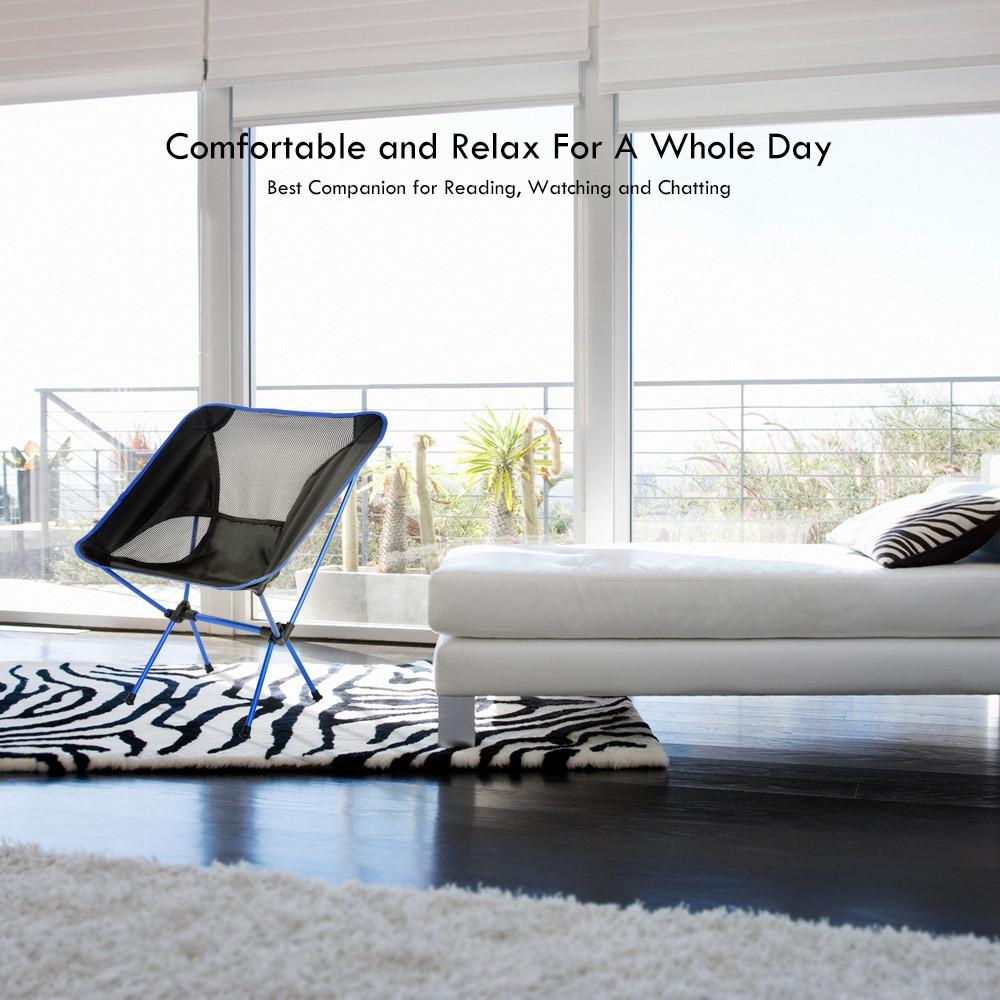 Super-light Breathable Backrest Detachable Chair Portable Beach Sunbath Picnic Barbecue Fishing Stool