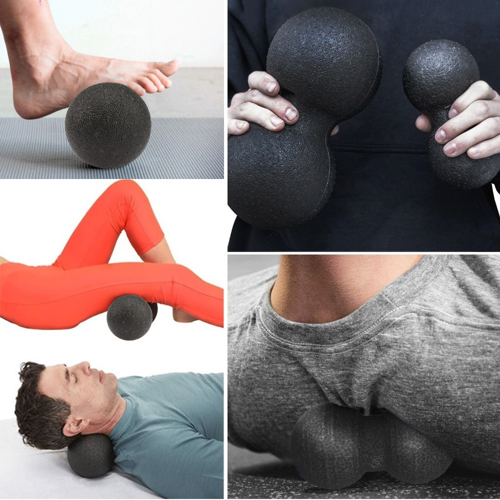 Peanut Massage Ball Fitness Yoga Relaxation