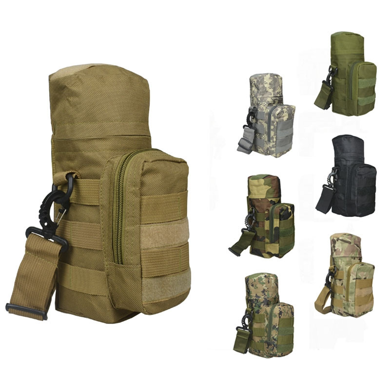 Molle Water Bottle Pack Military Pouch