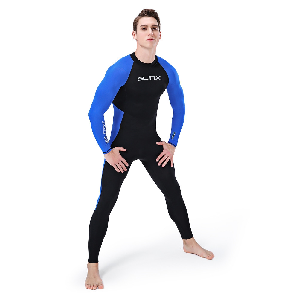 SLINX 1707 Sunblock Neoprene Wetsuit for Scuba Diving Surfing Swimming