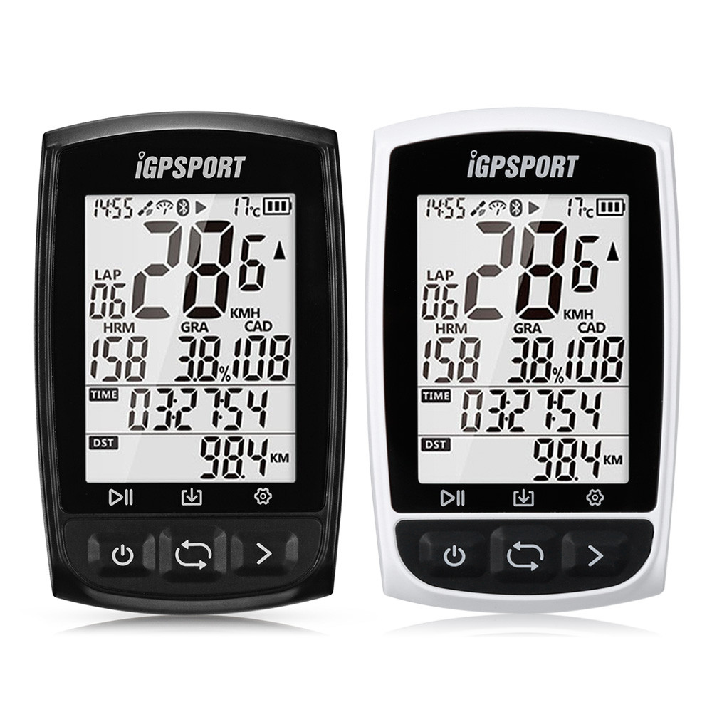iGPSPORT iGS50E Bluetooth Wireless GPS Bike Computer