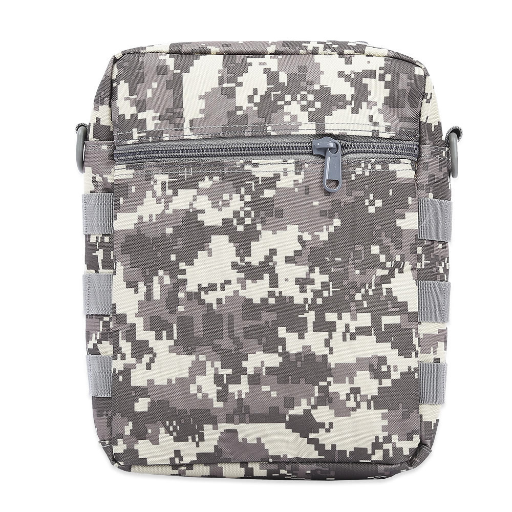 BL086 Portable Water Resistant Camouflage Single Shoulder Pouch Outdoor Hunting Accessory