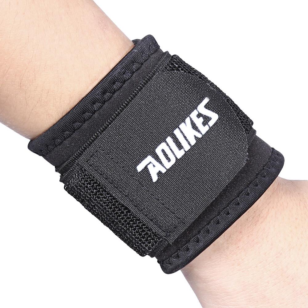 AOLIKES A - 7936 Elastic Wrist Band Wrap Guard Strap