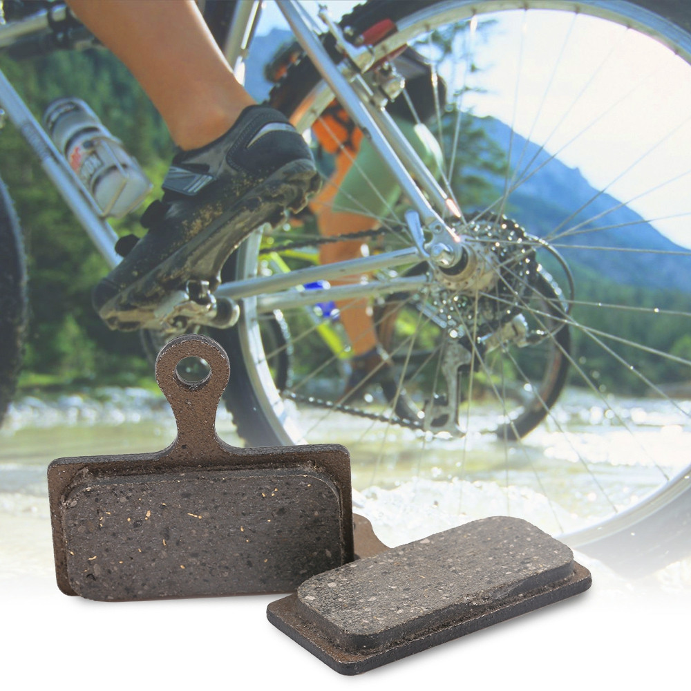 Deemount KMJG - 002 Professional Resin Bicycle Disc Brake Pad Low Noise