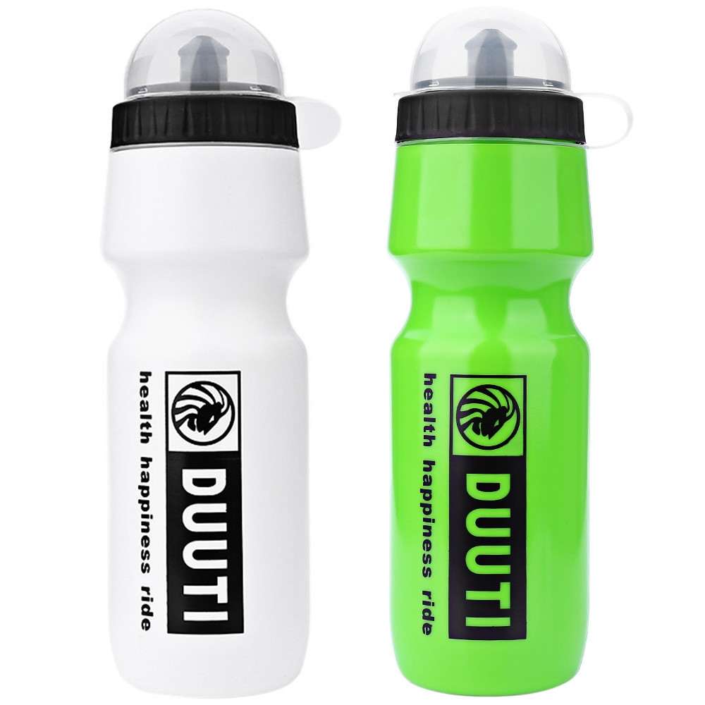 750ml DUUTI Portable Outdoor Bike Cycling Sports Drink Jug Water Bottle Cup with Dust Cover