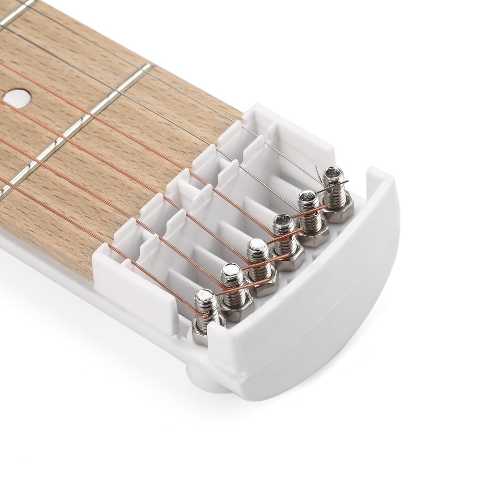 Portable Pocket Acoustic Guitar Practice Tool for Beginner