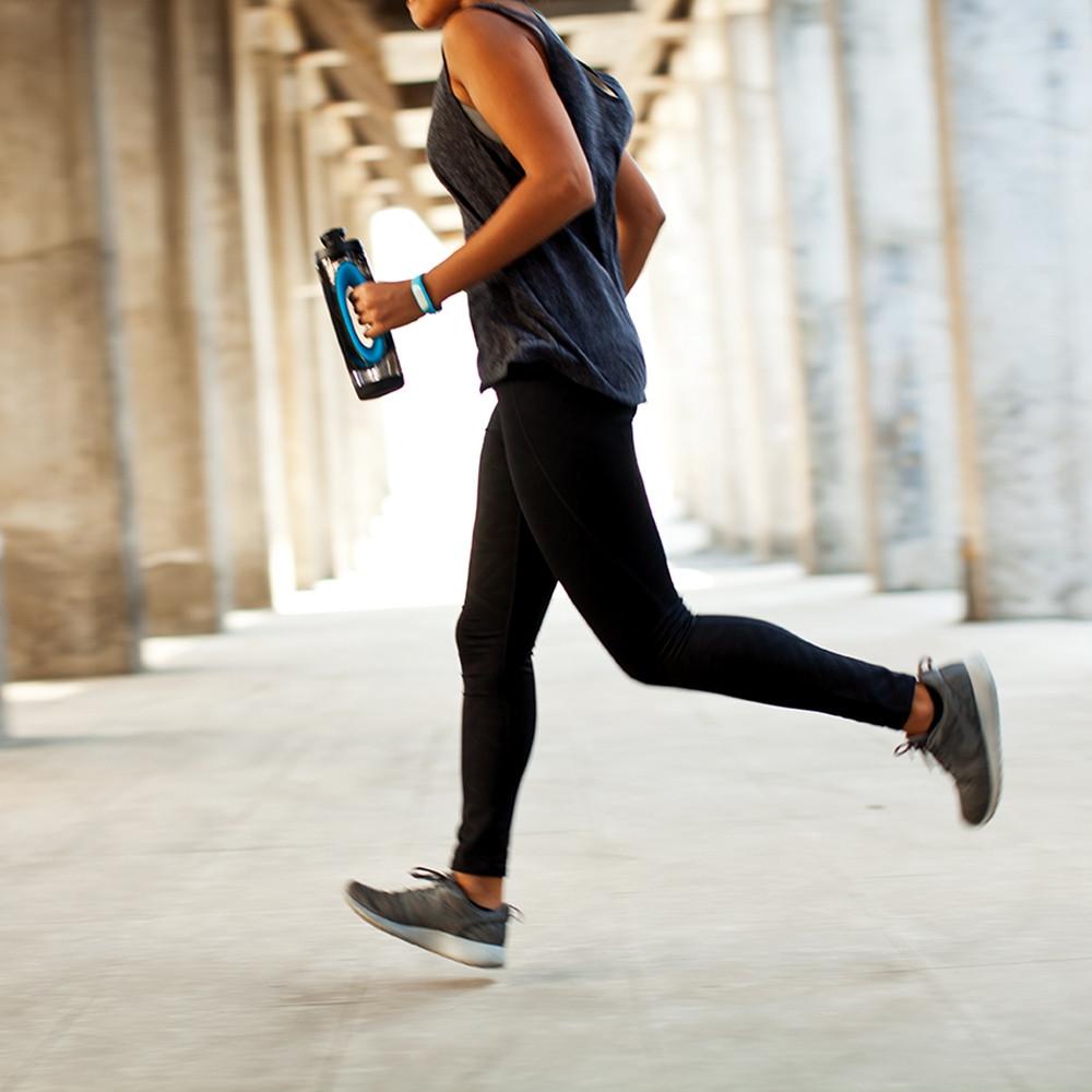 Portable Handheld Leakproof Sports Water Bottle