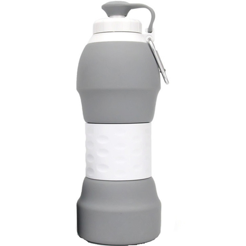 New Convenient Folding Sport Bottle
