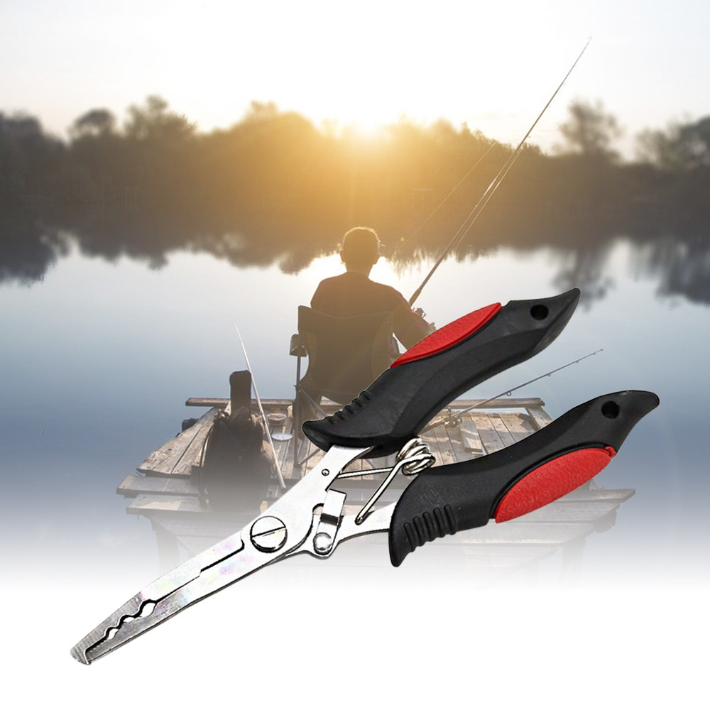 Thread Cutter Pliers Scissors Fishing Accessories