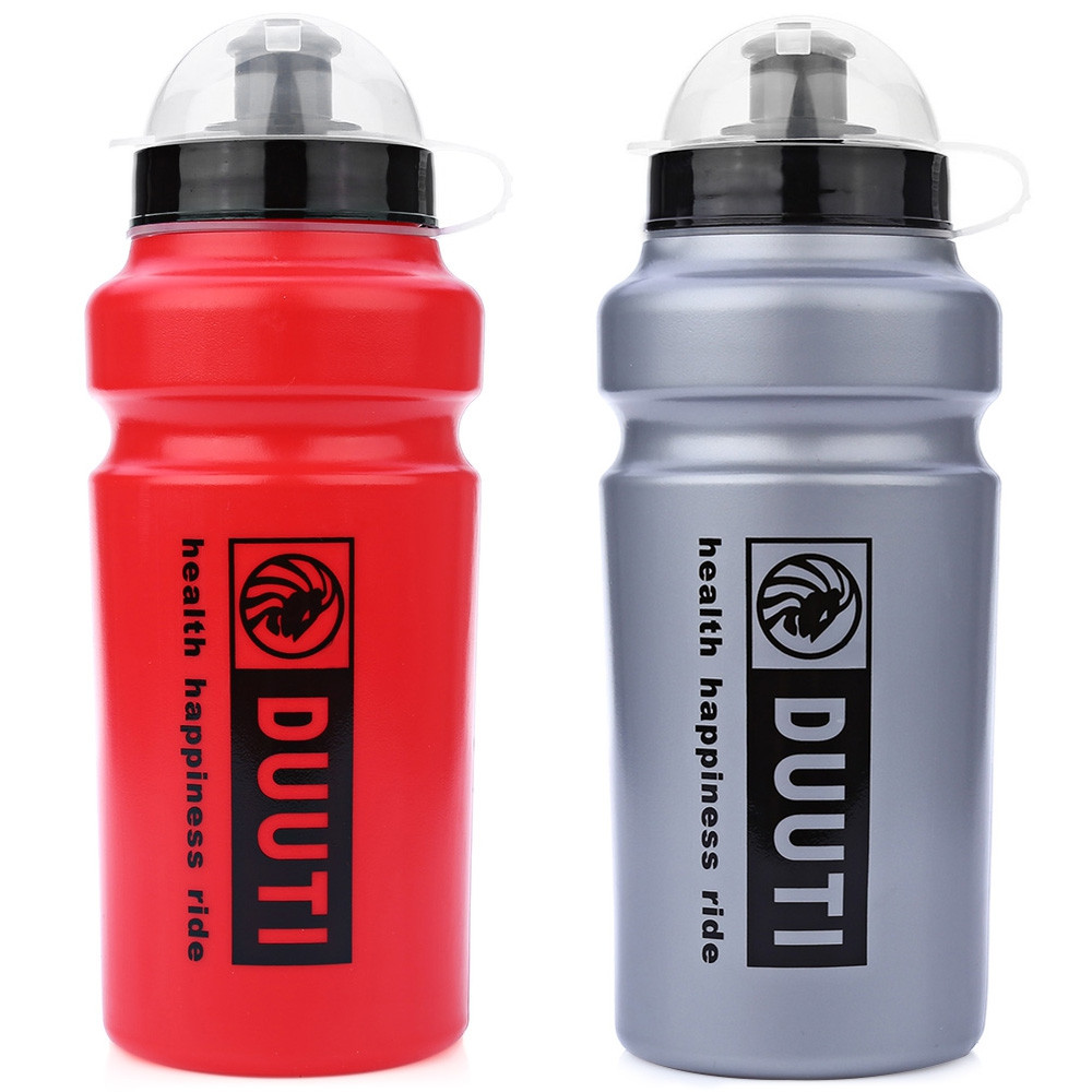 500ml DUUTI Mountain Bike Riding Water Bottles Plastic Sports Bottle for Bicycle Outdoor Sports