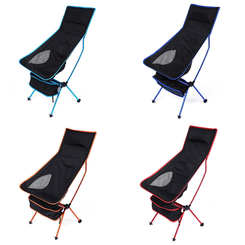Detachable Aluminium Alloy 7075 Extended Chair for Outdoor Activities