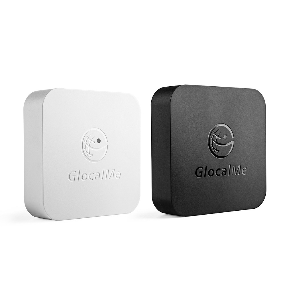 GlocalMe Smart 4G 5 SIM Cards Adapter WiFi Router Device for iOS / Android