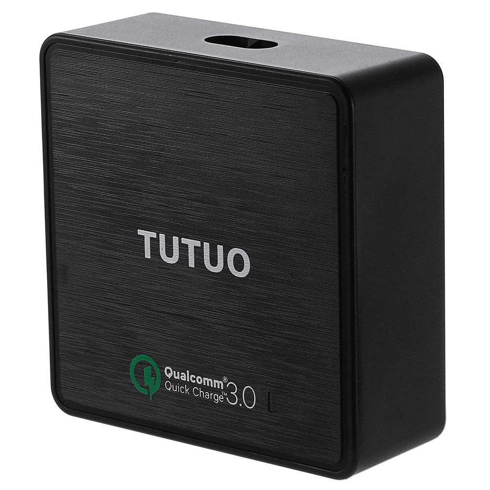 TUTUO QC - 025P Certification Quick Charge 3.0 USB Charging Dock Wall Charger Power Adapter 5 Output Ports