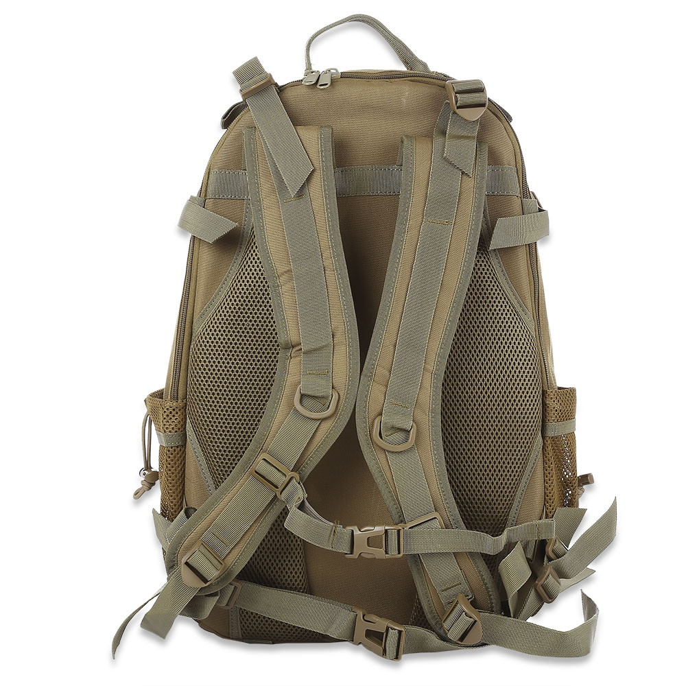 BL074 Camouflage Backpack for Outdoor Sport Climbing Hiking Camping