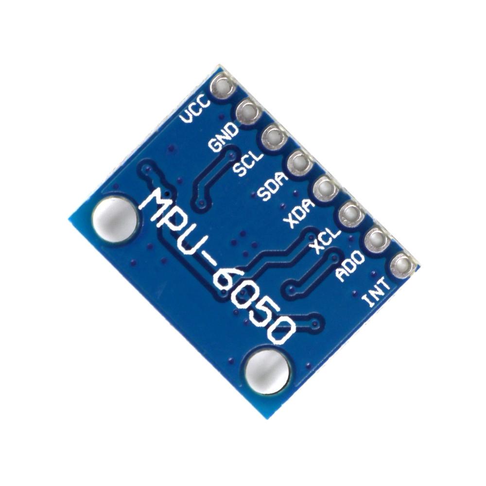 GY - 521 MPU - 6050 triaxial acceleration gyroscope 6 dof module