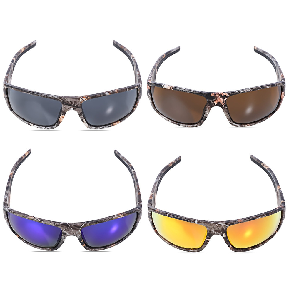 Fishing Camouflage Frame Polarized Sunglasses Eyeglasses