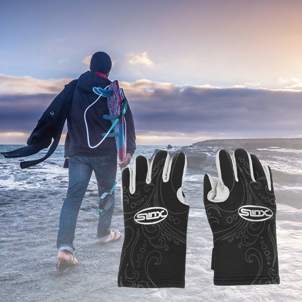 Slinx Paired 3MM Warmth Anti-scratch Diving Glove Snorkeling Equipment