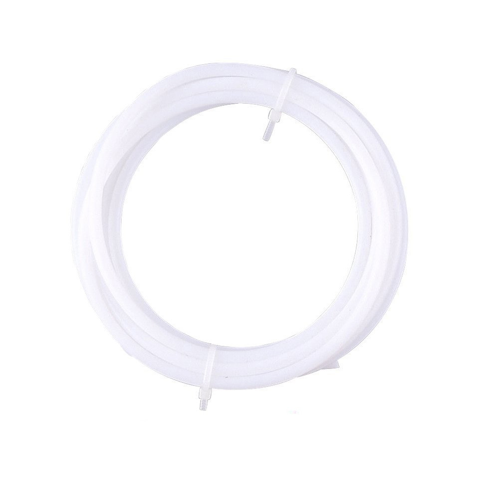 2 Meters PTFE Teflon Tube 1.75mm with 2Pcs PC4 - M6 Fittings for Creality CR-10