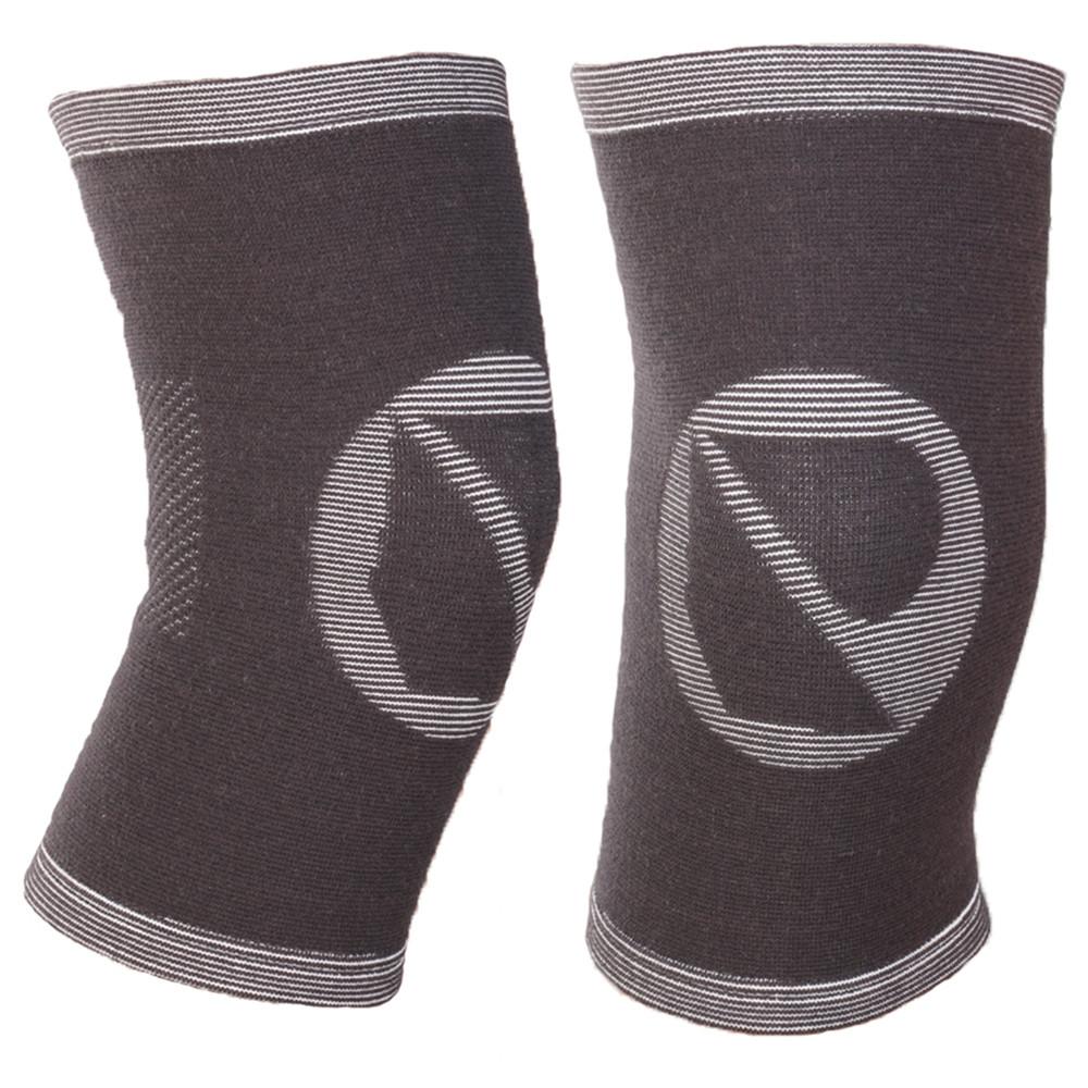 Mumian A05 Classic Bamboo Knee Knitting Keep Warm Sports Knee Sleeve Brace - 1PCS