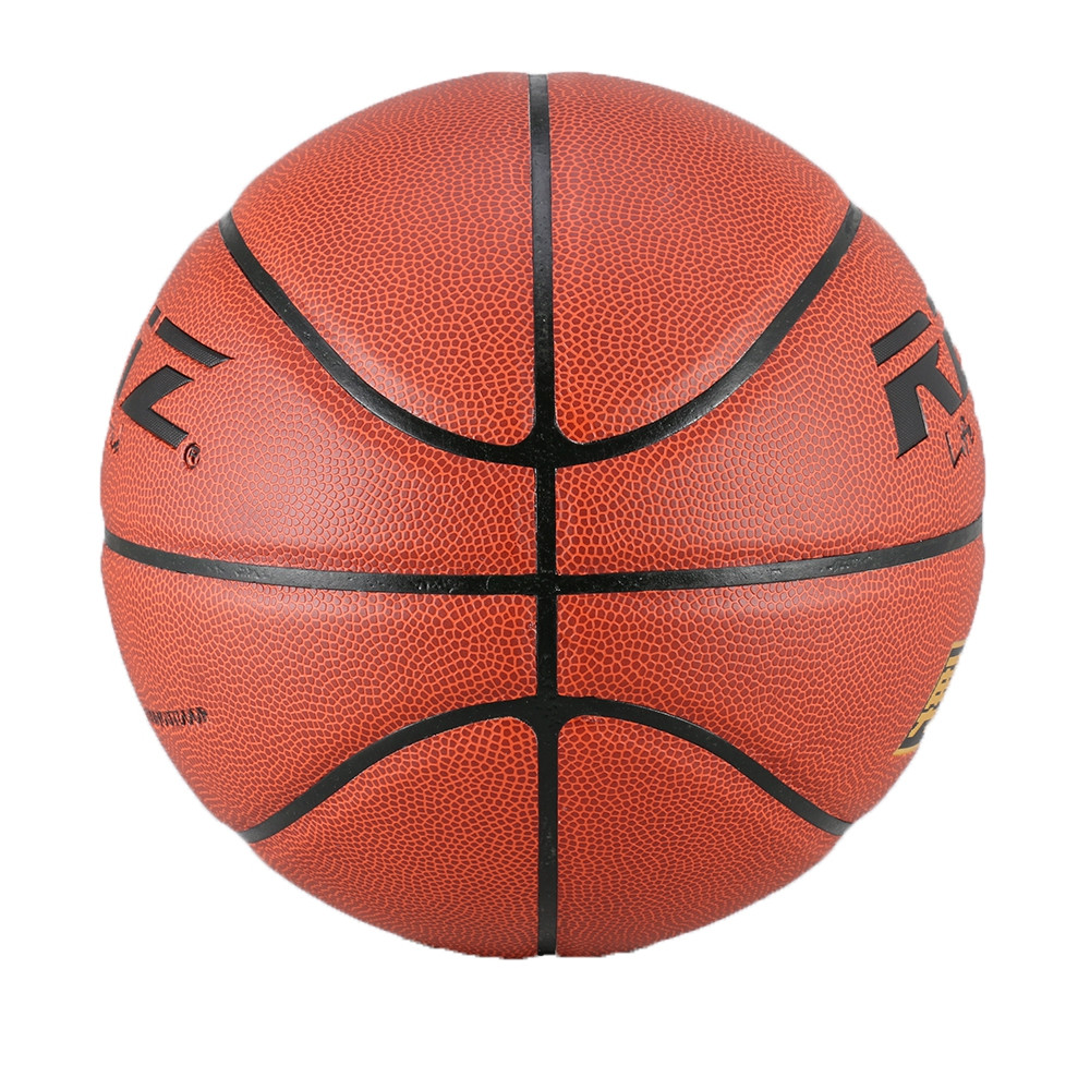 Reiz 948 Outdoor Basketball Pu Leather 7 Non-Slip Wear-Resistant Ball Basquete with Free Gift Net Needle