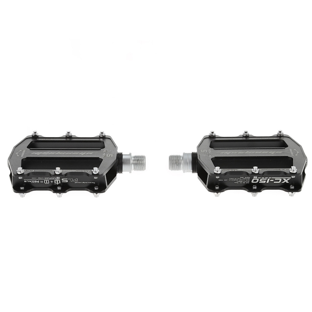 Paired Aluminum Alloy Three Bearings Mountain Bike Pedal