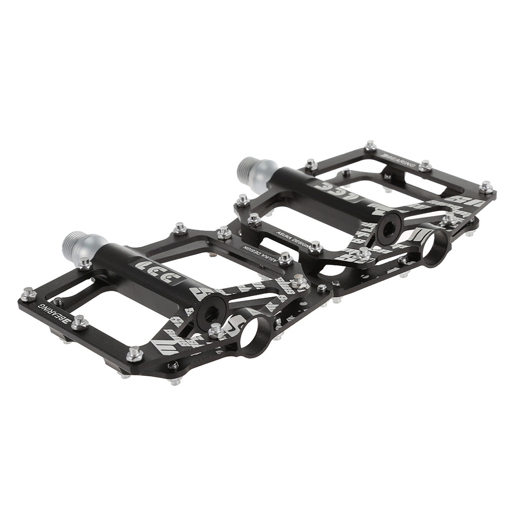 Anti-slip Aluminum Alloy 3 Bearings Bicycle Pedals