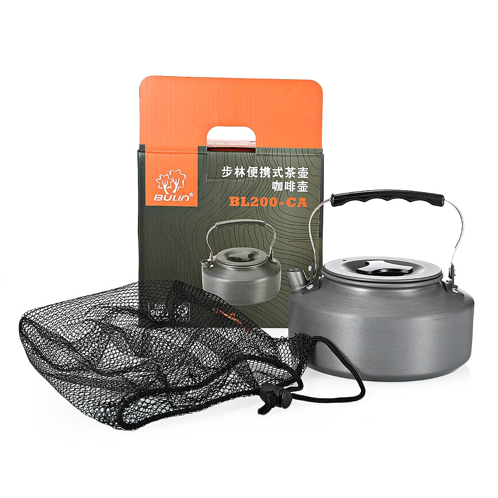 Bulin BL200 - CA 1.1L Camping Picnic Coffee Water Tea Kettle