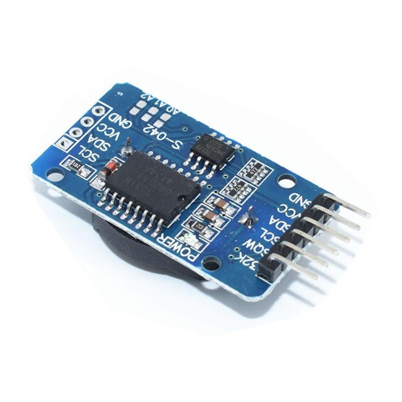 DS3231 AT24C32 High Precision Clock Module IIC Module Storage Module