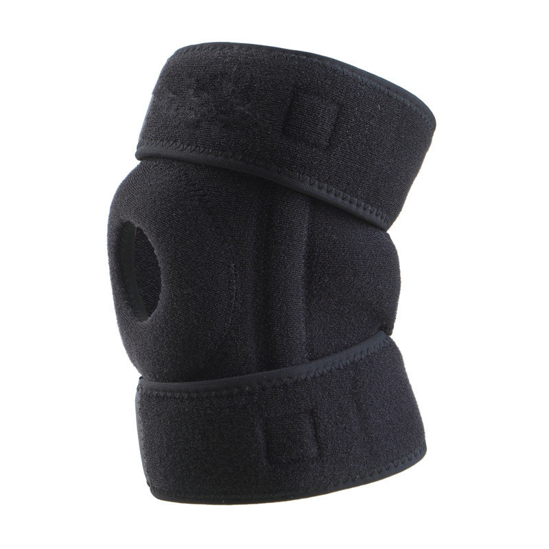 Outdoor Sports Fitness Spring Knee Pad