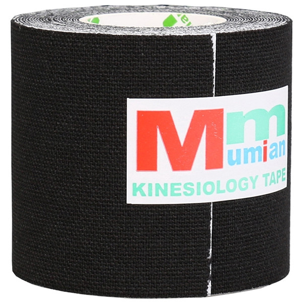 Mumian 3M Kinesiology Tape Cotton Elastic Adhesive Muscle Tape Sports Tape Roll Care Bandage Support