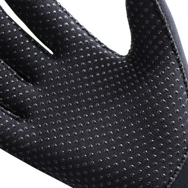 SLINX 1127 Pair of Winter Adults Warm-keeping Snorkeling Diving Gloves with Anti-slip Dots