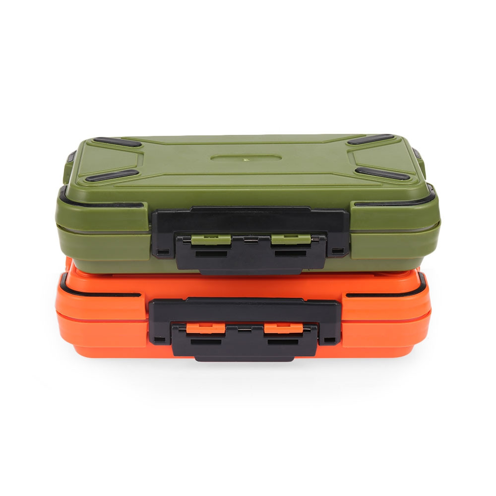 Professional Fishing Tackle Boxing Double Layer 30 Compartments Lure Angling Box