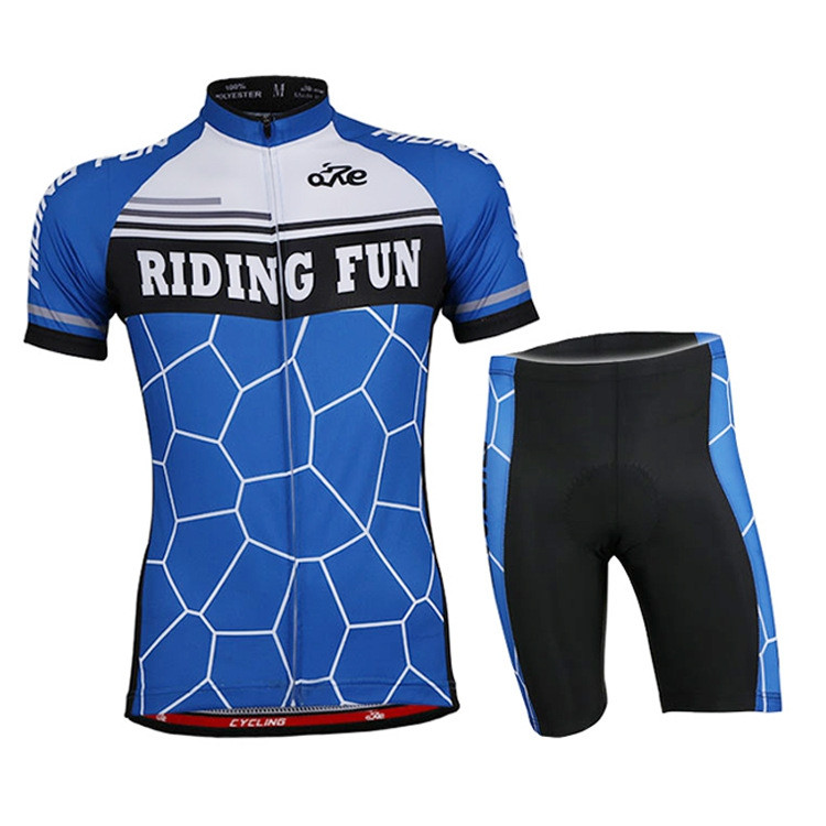 RIDING FUN Men Riding Clothes Suit