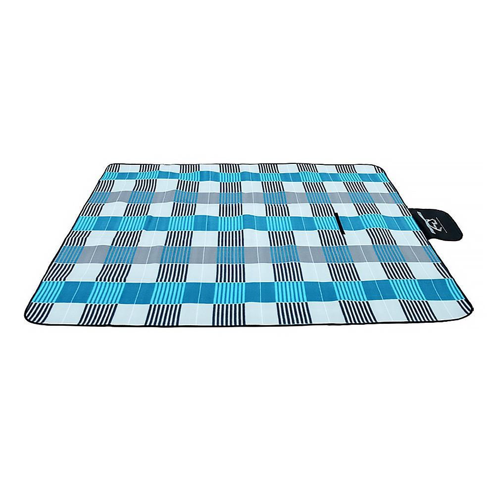 Windtour Velour Tinfoil Picnic Floor Mat Moistureproof Pad