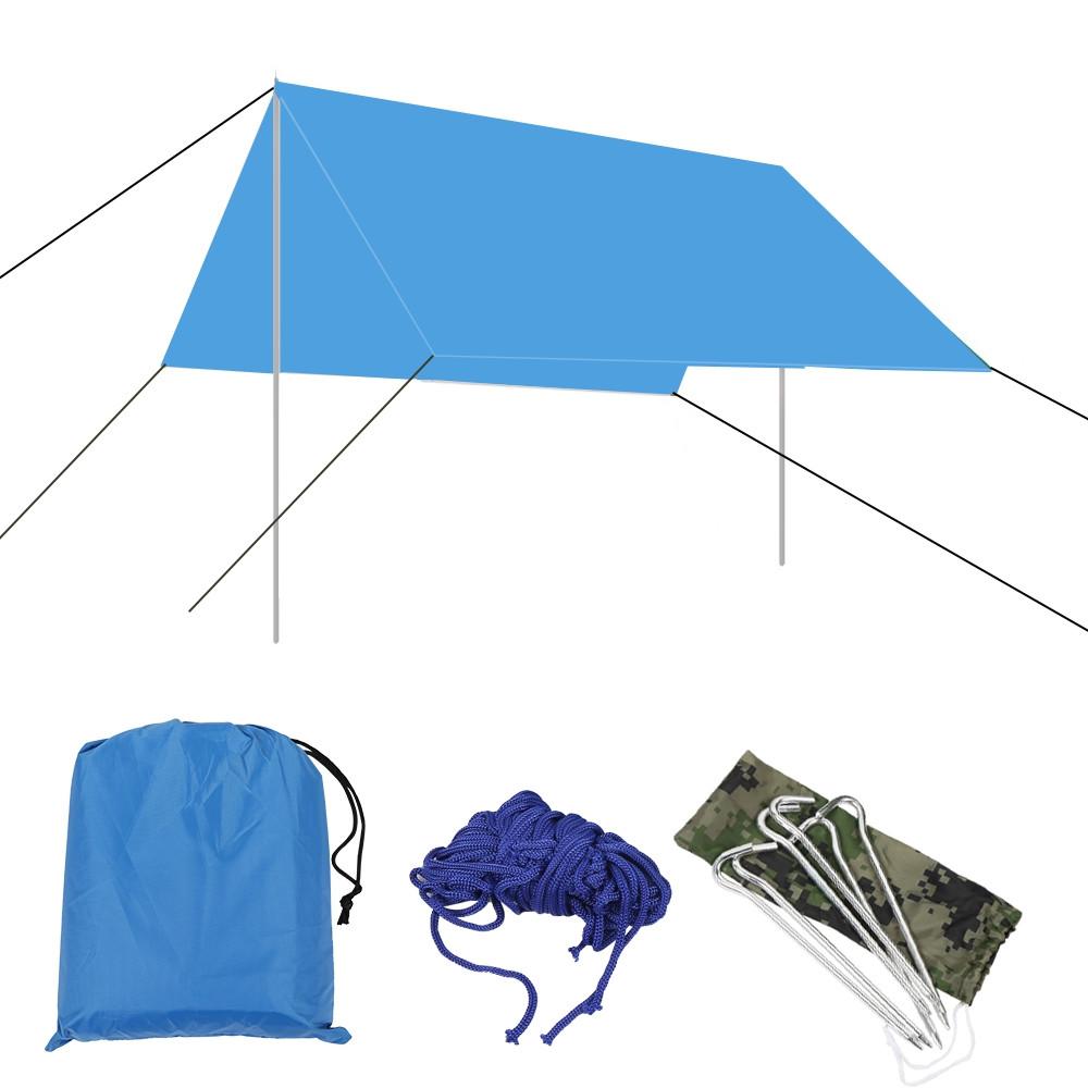 Truck Tarpaulin Tarps Outdoor Tent Canopy