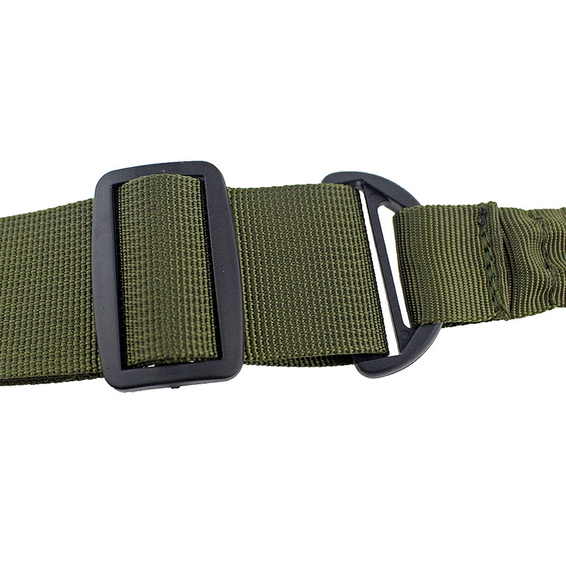 Tactical Quick Release Soft Shoulder Pad Adjustable Nylon Rifle Rope