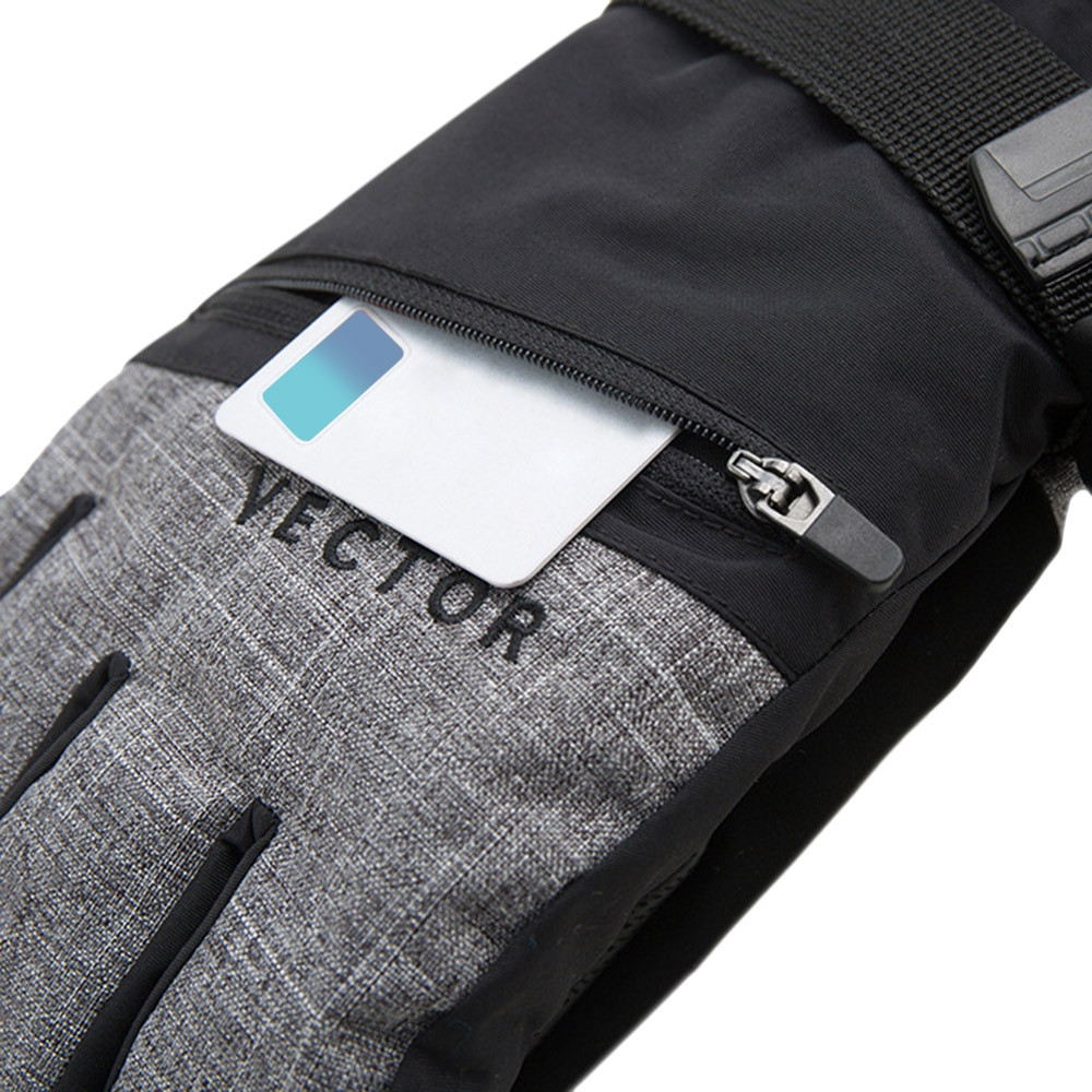 vector ACC30028 Sports Skiing Gloves Touch Screen Finger Tip Gloves