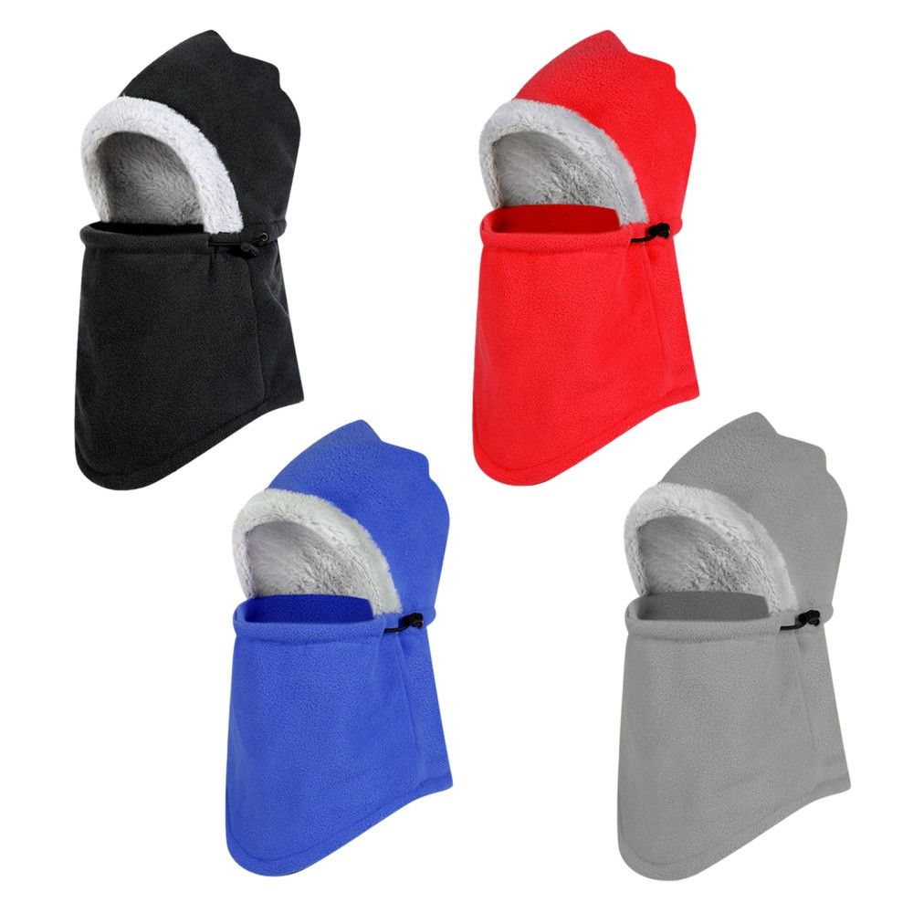 Riding Thickened Winter Coldproof Warm Face Mask