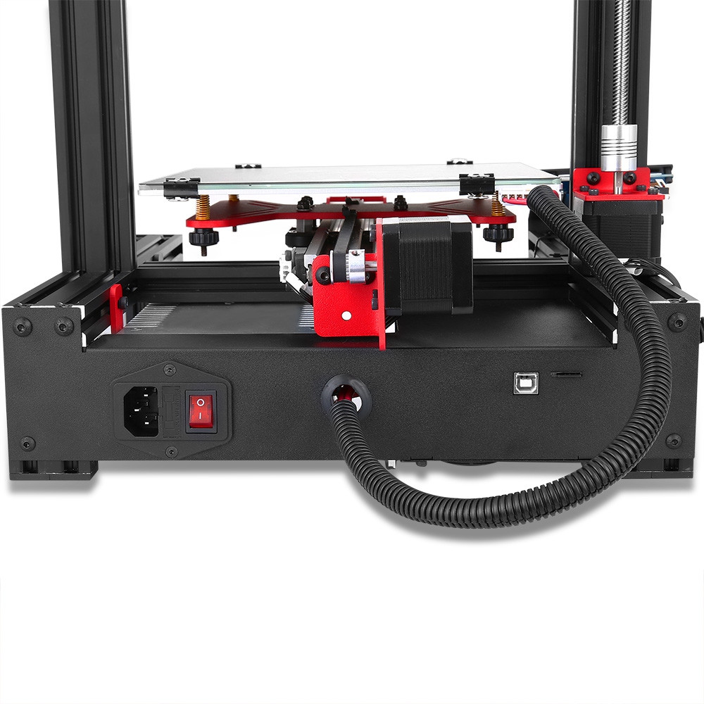 Alfawise U30 DIY 3D Printer 220 x 220 x 250mm with Extruder 1.75mm 0.4mm Nozzle