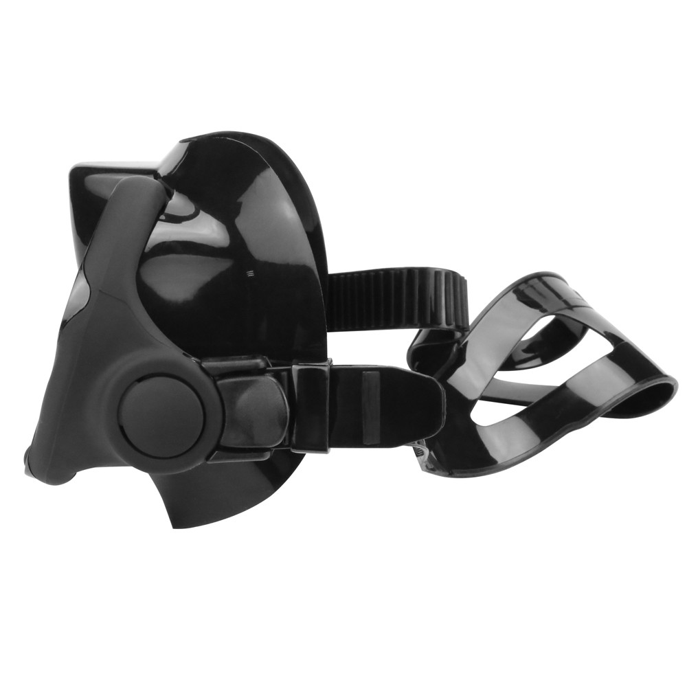 Matte Ventilation Scuba Snorkel Glasses Diving Mask for Gopro Hero 6