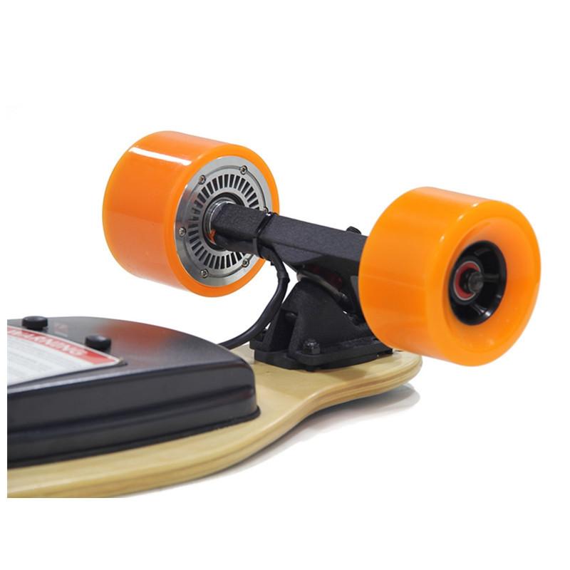 38 Inch Electric Skateboard Electronic Longboard 15mph 500W Hub-Motor