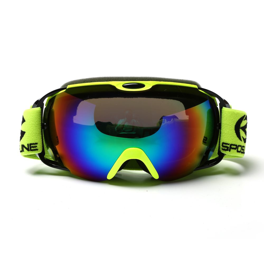 SPOSUNE HX - 012 Adult Outdoor Sports Equipment Ski Goggles