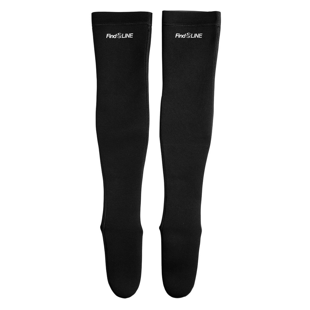 SLINX Women 2mm Warm Pair of Diving Long Socks for All Water Sports