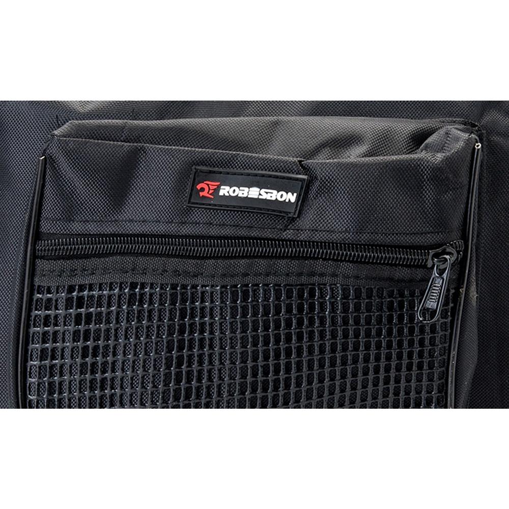 ROBESBON Outdoor Bike Rear-Frame Bag Travelling Bag Riding Bag