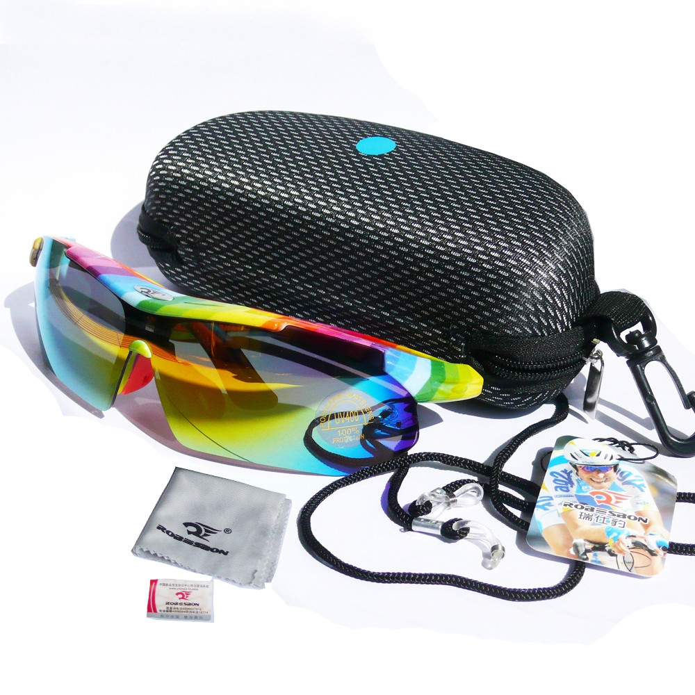 Goggles Cycling Glasses Outdoor Sports Glasses Set